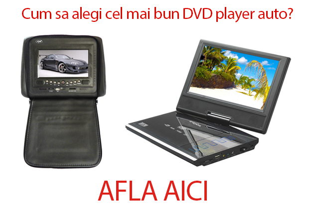 cel mai bun dvd player auto