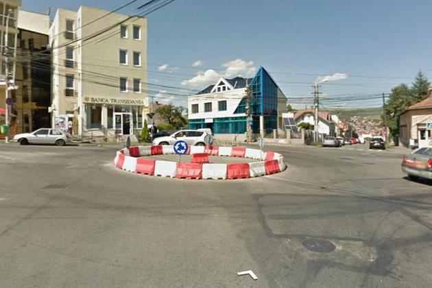 Intersectie Cluj - Sapte strazi