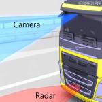 Franare de urgenta cap tractor Volvo FH