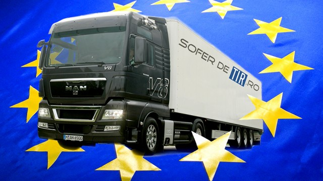 angajari soferi uniunea europeana