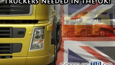 Trucking jobs in the UK - HGV Class 1 drivers