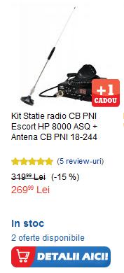 Statie radio CB PNI - oferta