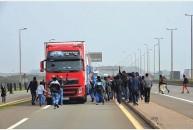 Migranti ilegali Calais