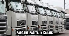 Parcare pazita Calais