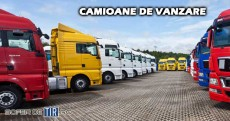 Camioane de vanzare