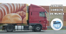 Initiativa Europeana pentru conditii corecte de munca in industria de transporturi